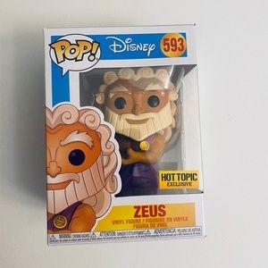 Funko Pop Zeus Disney Hercules
